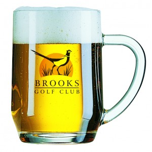 Tankard Pint Glass