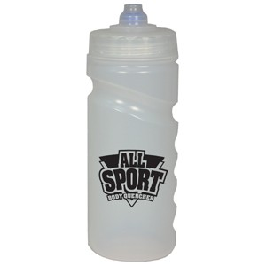 Sports bottle Clear 500ml