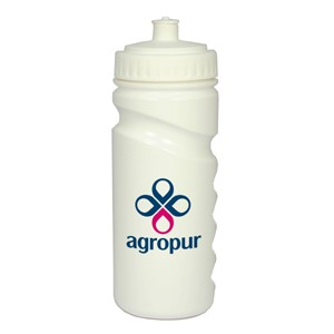 Sports bottle White 500ml