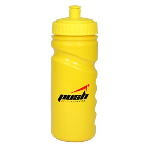 Sports bottle Yellow 500ml