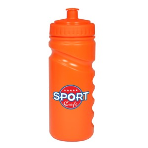 Sports bottle Orange 500ml