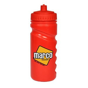 Sports bottle Red 500ml