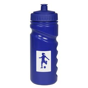 Sports bottle Blue 500ml