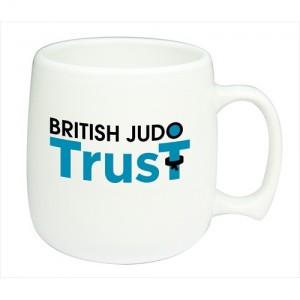 Classic Ceramic Mug - White