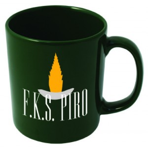 Cambridge Mug - Racing Green